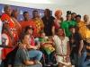 Storytellers, Nozincwadi Book and Storytelling Festival, Durban, Bevin Magama, Sept 2018