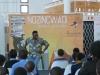Storytelling for school children, Nozincwadi Book and Storytelling Festival, Durban, Bevin Magama 2018